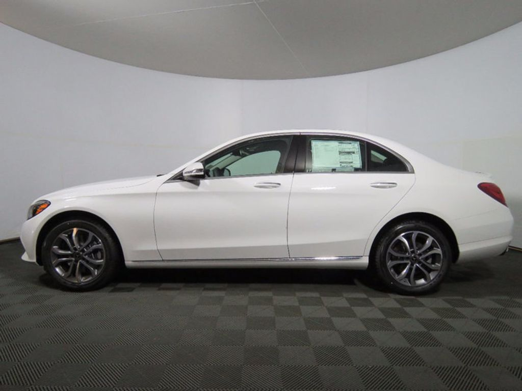 2017 Mercedes-Benz C-Class C 300 4MATIC Sedan - 16468411 - 3