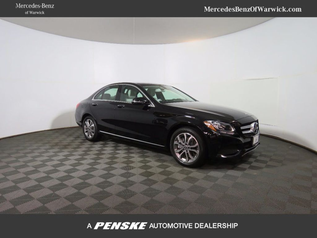 2017 Mercedes-Benz C-Class C 300 4MATIC Sedan - 16517084 - 0
