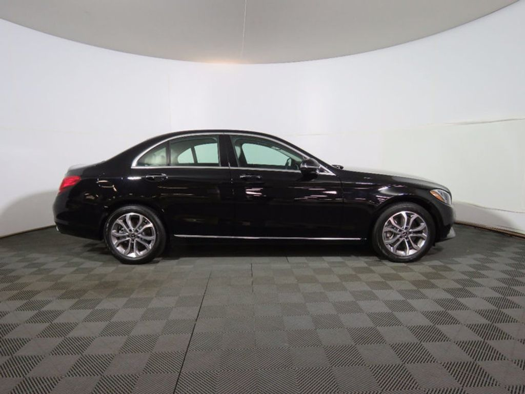 2017 Mercedes-Benz C-Class C 300 4MATIC Sedan - 16517084 - 10