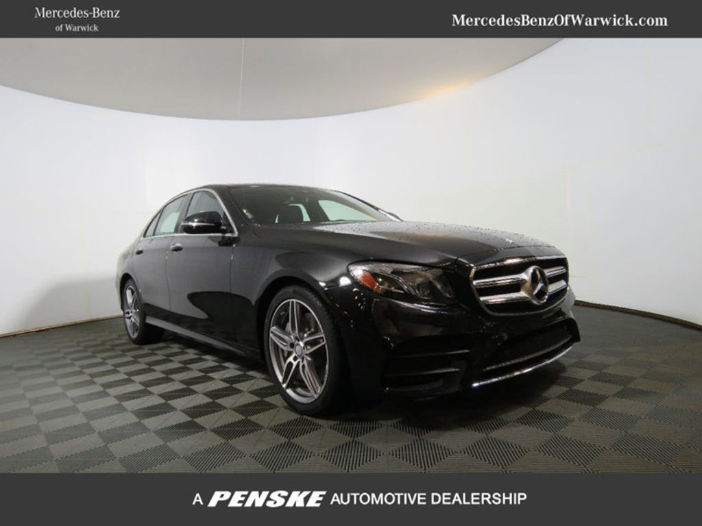 2017 Mercedes-Benz E-Class E 300 Sport 4MATIC Sedan - 15755253 - 0