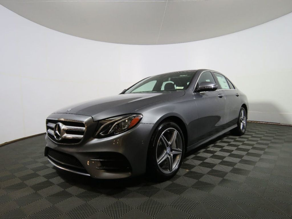 2017 new mercedes benz e class e 300 sport 4matic sedan at for Mercedes benz of warwick warwick ri