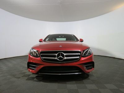 2017 Mercedes-Benz E-Class E 300 Sport 4MATIC Sedan - Click to see full-size photo viewer