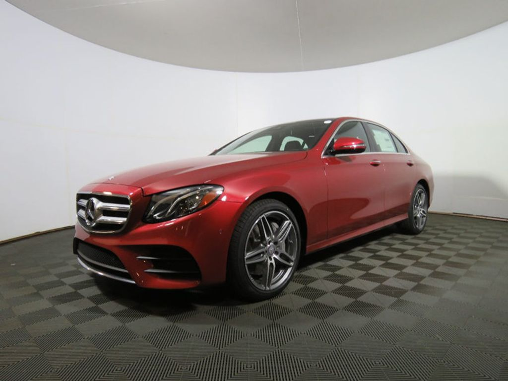 2017 Mercedes-Benz E-Class E 300 Sport 4MATIC Sedan - 16142313 - 2