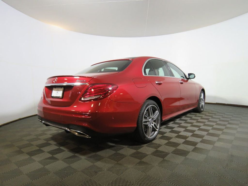 2017 Mercedes-Benz E-Class E 300 Sport 4MATIC Sedan - 16142313 - 6