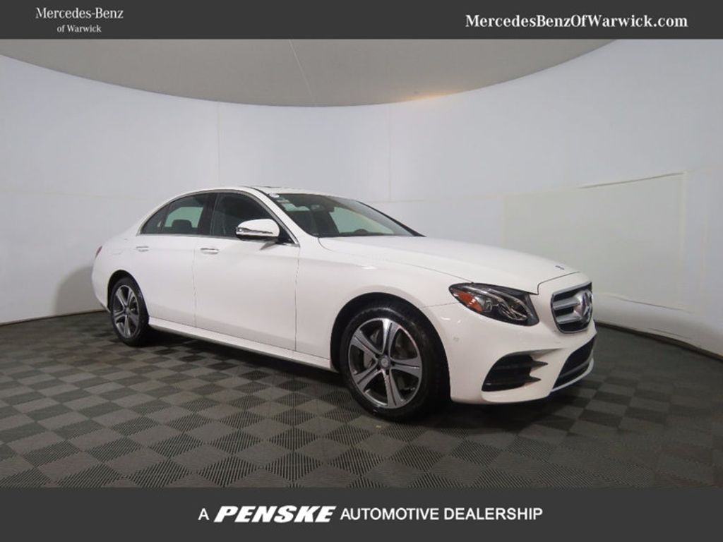 2017 Mercedes-Benz E-Class E 300 Sport 4MATIC Sedan - 16552747 - 0