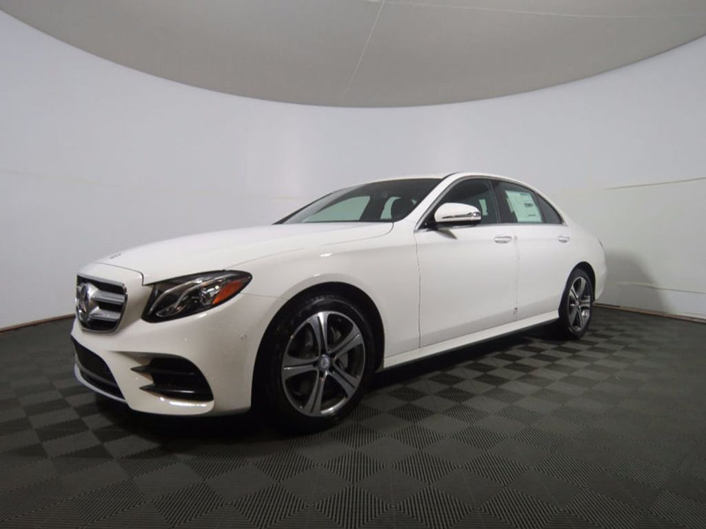 2017 Mercedes-Benz E-Class E 300 Sport 4MATIC Sedan - 16552747 - 2