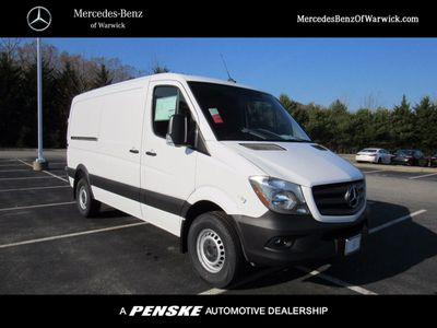 "New 2017 Mercedes-Benz Sprinter Cargo Van 2500 Standard Roof V6 144"" RWD"