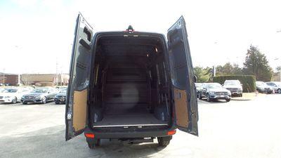 2017 Mercedes-Benz Sprinter Cargo Van 2500 Standard Roof V6 144