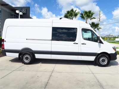 2017 Mercedes-Benz Sprinter Passenger Van - WD4PE8CD8HP514944