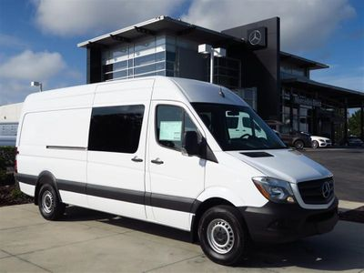 2017 Mercedes-Benz Sprinter Passenger Van - WD4PE8CD6HP506924
