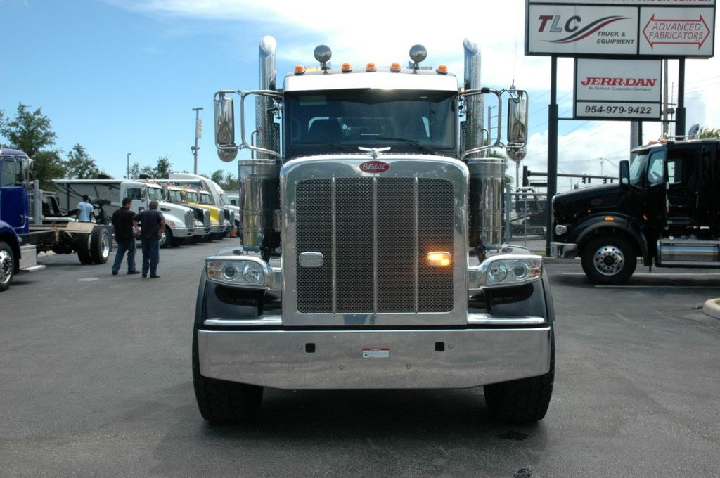 2017 Peterbilt 389 ..TRI AXLE..JERRDAN 50TON JFB INTERGRATED ..JD50INT - 15513976 - 13