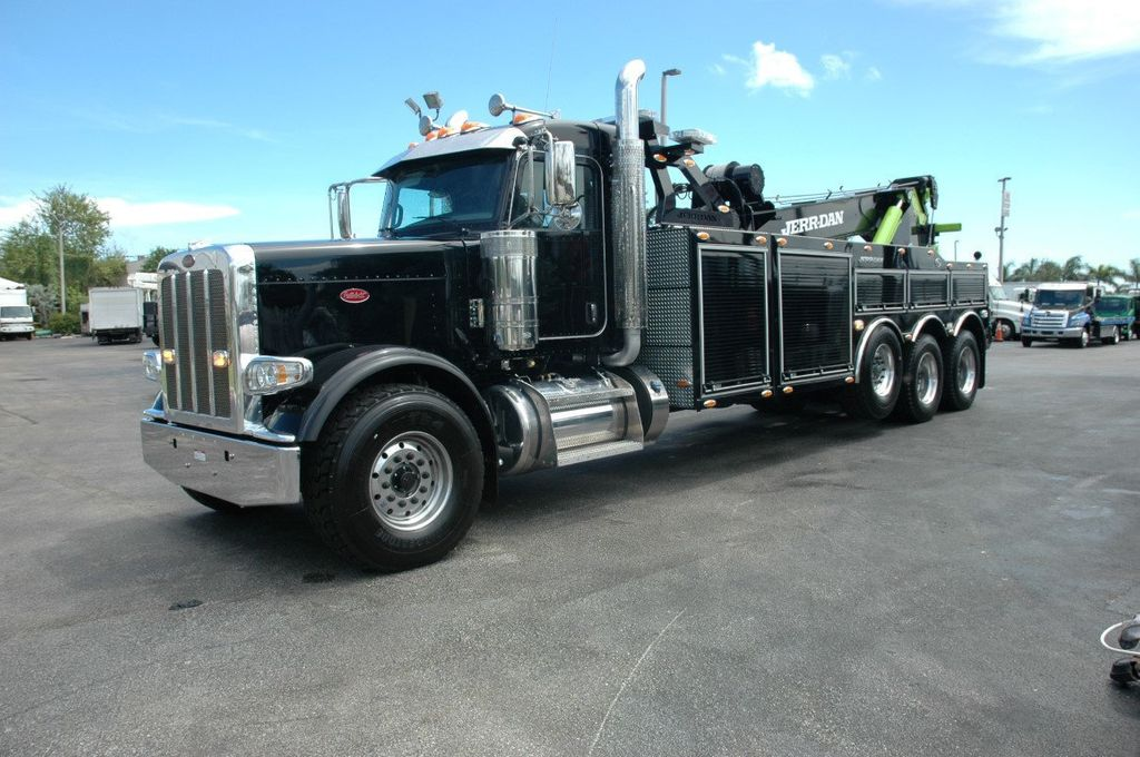 2017 Peterbilt 389 ..TRI AXLE..JERRDAN 50TON JFB INTERGRATED ..JD50INT - 15513976 - 18