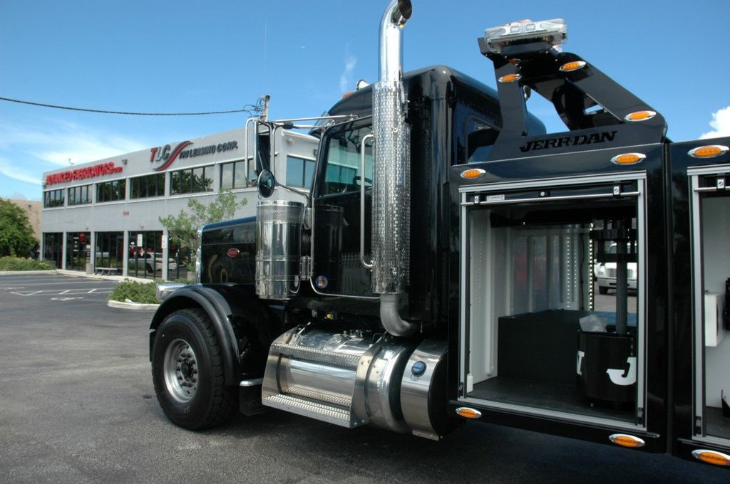 2017 Peterbilt 389 ..TRI AXLE..JERRDAN 50TON JFB INTERGRATED ..JD50INT - 15513976 - 39