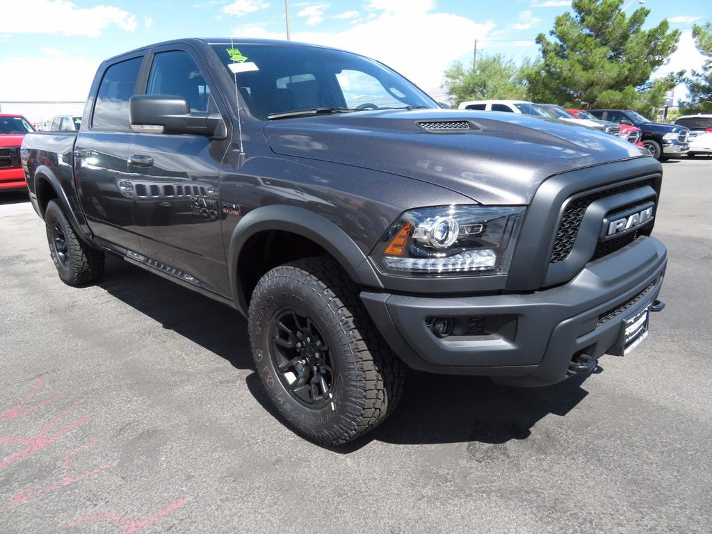 "2017 Ram 1500 Rebel 4x2 Crew Cab 5'7"" Box - 16745830 - 2"