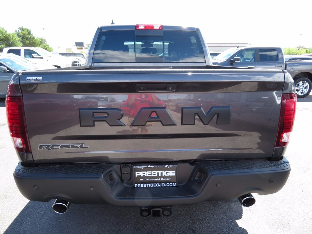 "2017 Ram 1500 Rebel 4x2 Crew Cab 5'7"" Box - 16745830 - 4"