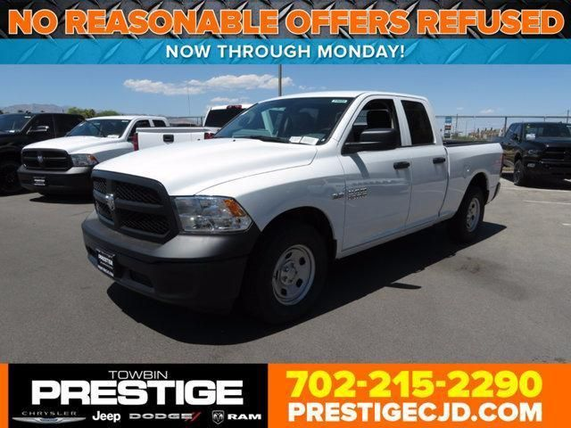 "2017 Ram 1500 Tradesman 4x2 Quad Cab 6'4"" Box - 16838741 - 0"