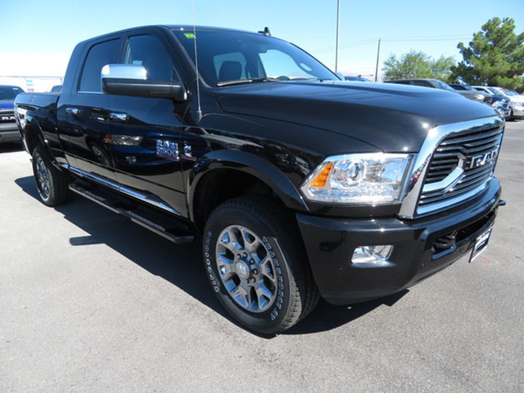 "2017 Ram 2500 Limited 4x4 Mega Cab 6'4"" Box - 16785541 - 2"