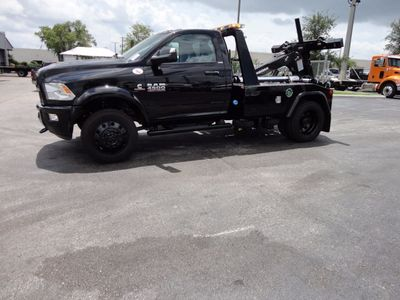 2017 Ram 4500 SLT. 4X2 JERRDAN MPL-NGS WRECKER..**BLACKOUT EDITION** - Click to see full-size photo viewer