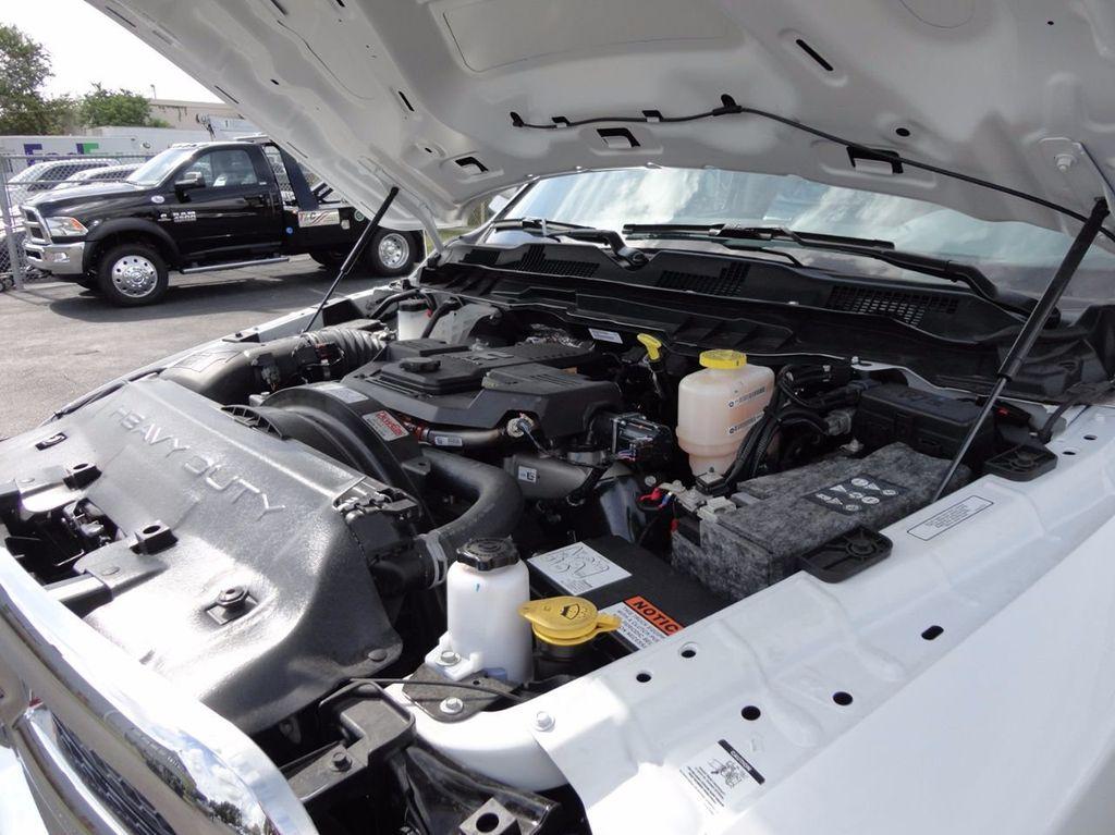 2017 Ram 4500 SLT.. 4X4 JERRDAN MPL-40 TWIN LINE AUTO LOADER WRECKER - 16601668 - 32