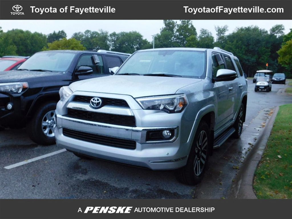 2017 Toyota 4Runner Limited 4WD - 16688635 - 0