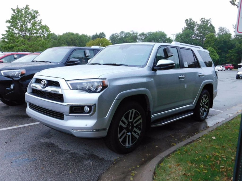 2017 Toyota 4Runner Limited 4WD - 16688635 - 1
