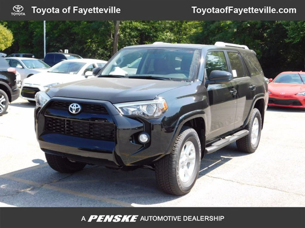 Dealer Video - 2017 Toyota 4Runner SR5 4WD - 16632659