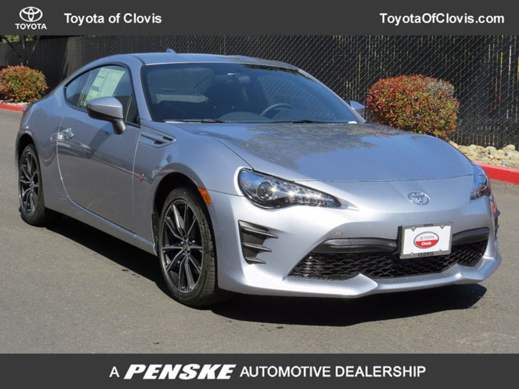 2017 Toyota 86 2DR CPE AT - 16136512 - 0