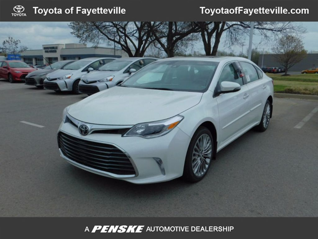 2017 Toyota Avalon Limited - 16209859 - 0