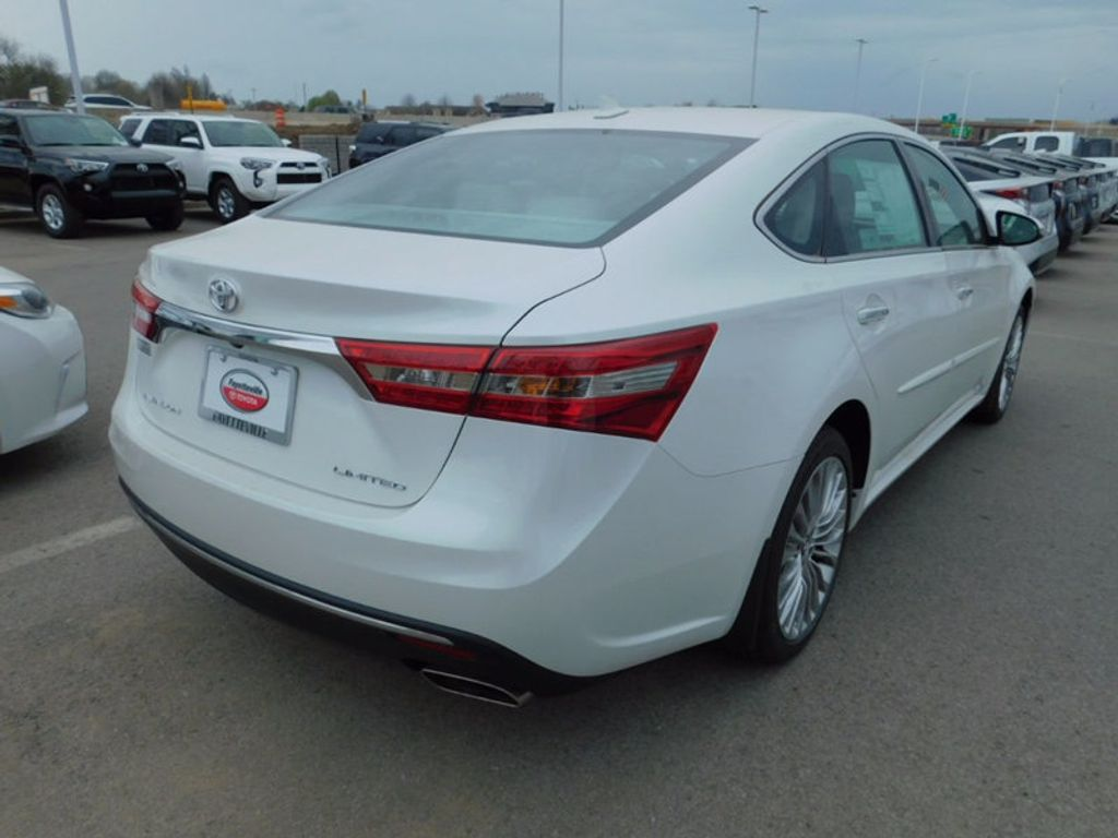 2017 Toyota Avalon Limited - 16209859 - 2