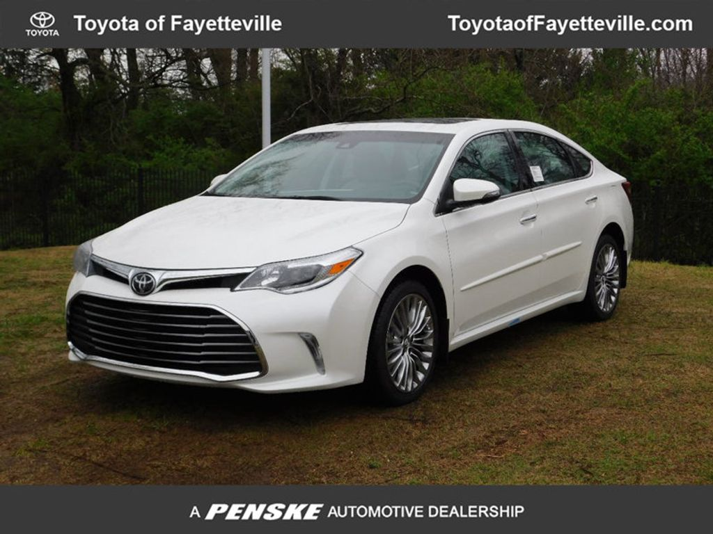 2017 Toyota Avalon Limited - 16214279 - 0