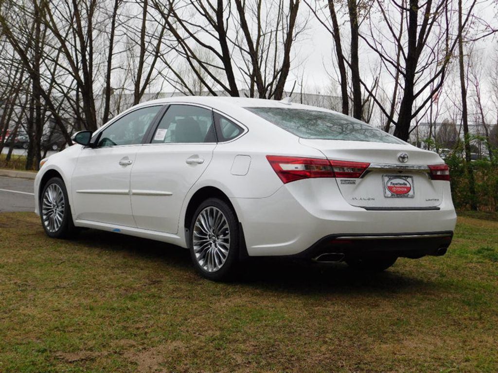 2017 Toyota Avalon Limited - 16214279 - 2