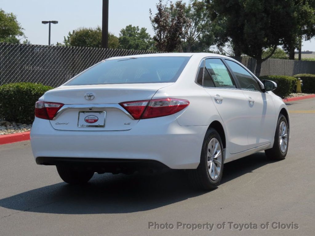 2017 Toyota Camry LE Automatic - 16483870 - 1