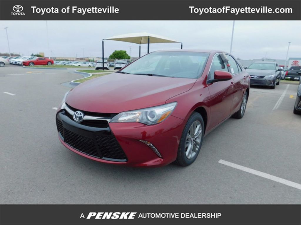 2017 Toyota Camry SE Automatic - 16230805 - 0