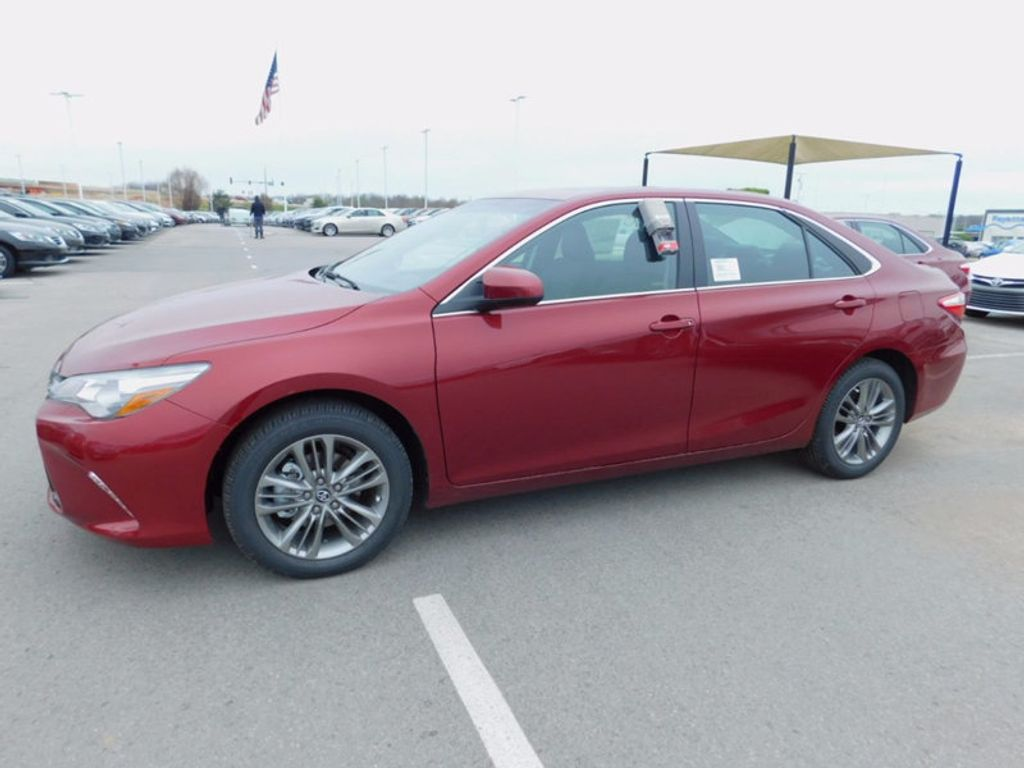 2017 Toyota Camry SE Automatic - 16230805 - 1