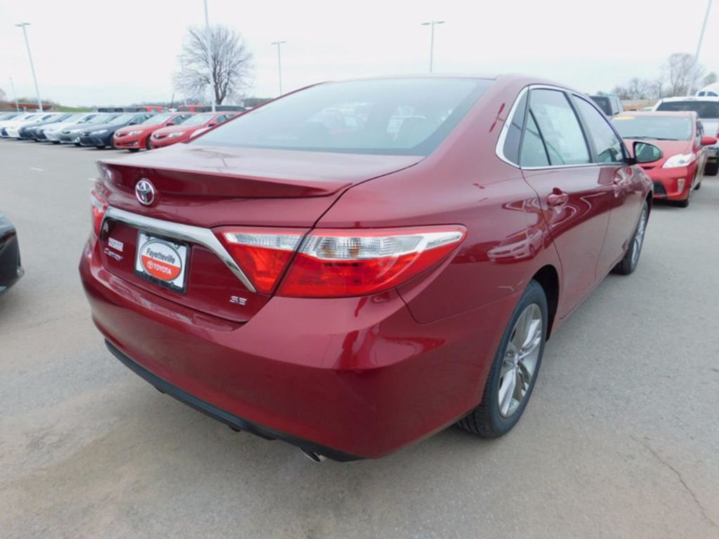 2017 Toyota Camry SE Automatic - 16230805 - 2