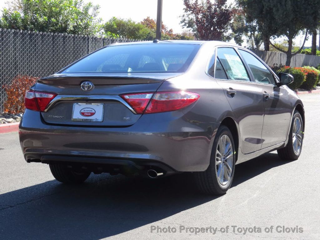 2017 Toyota Camry SE Automatic - 15761839 - 1