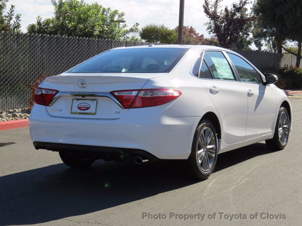 2017 Toyota Camry SE Automatic - 15761841 - 1