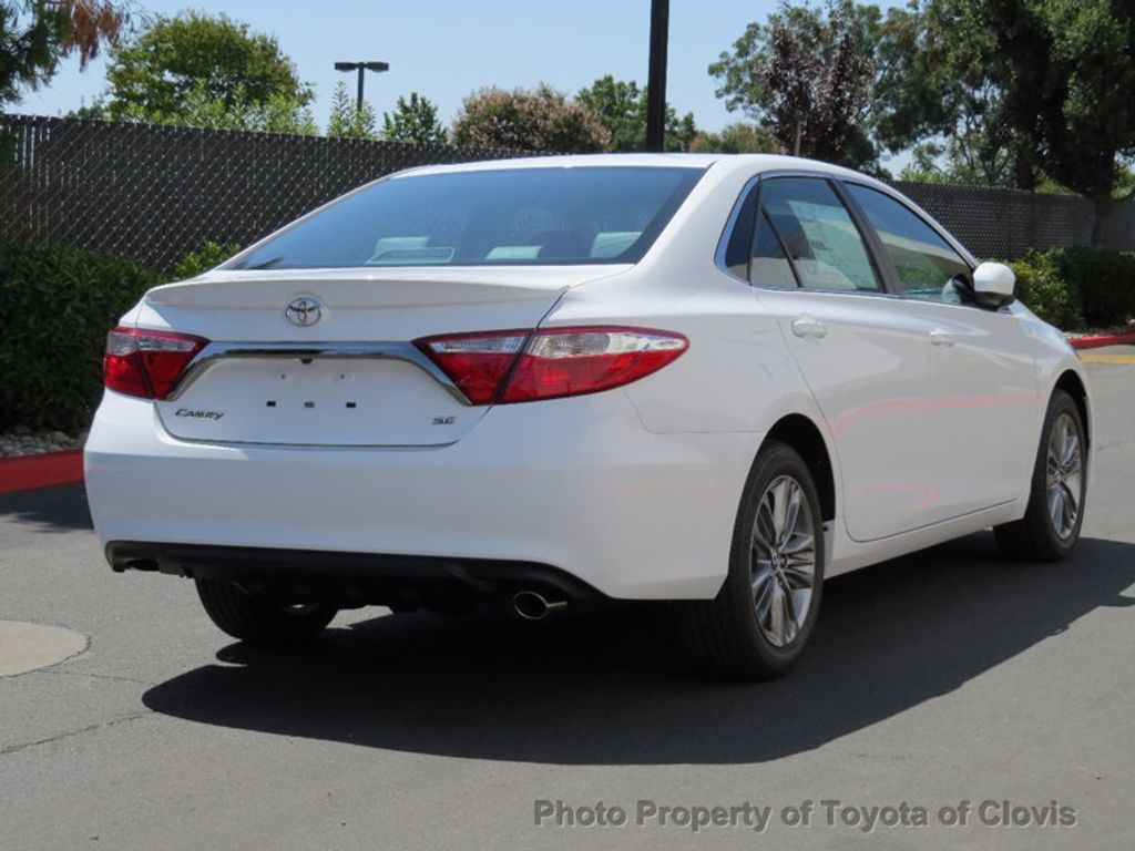 2017 Toyota Camry SE Automatic - 16488683 - 1