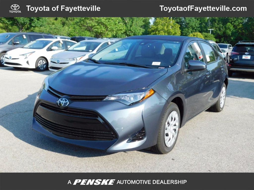 Dealer Video - 2017 Toyota Corolla 17 TOYOTA COROLLA 4DR SDN LE CVT AT - 16531919