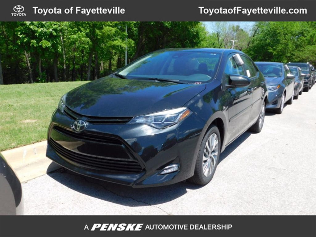 2017 Toyota Corolla 17 TOYOTA COROLLA 4DR SDN XLE CVT AT - 16345067 - 0