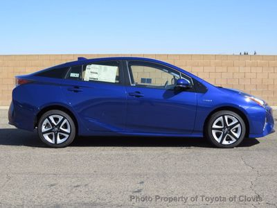 2017 Toyota Prius Four Touring Sedan - Click to see full-size photo viewer