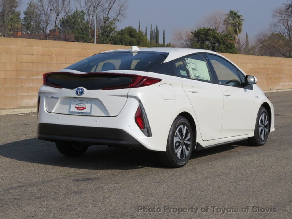 2017 Toyota Prius Prime Advanced - 17105461 - 2