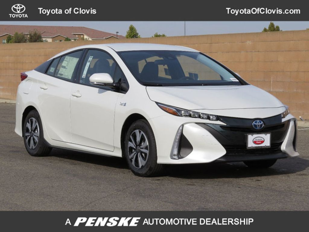 Dealer Video - 2017 Toyota Prius Prime PRIUS PRIME 5DHB - 17186319