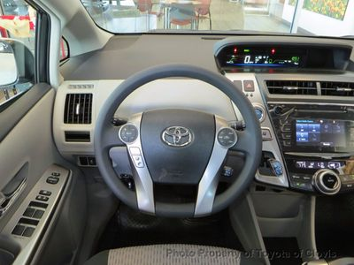 2017 Toyota Prius v Two Sedan - Click to see full-size photo viewer