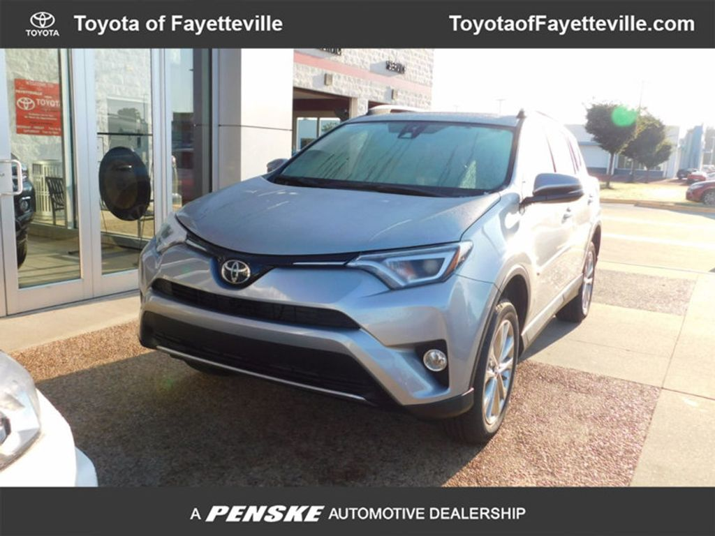 Dealer Video - 2017 Toyota RAV4 Limited FWD - 16586933