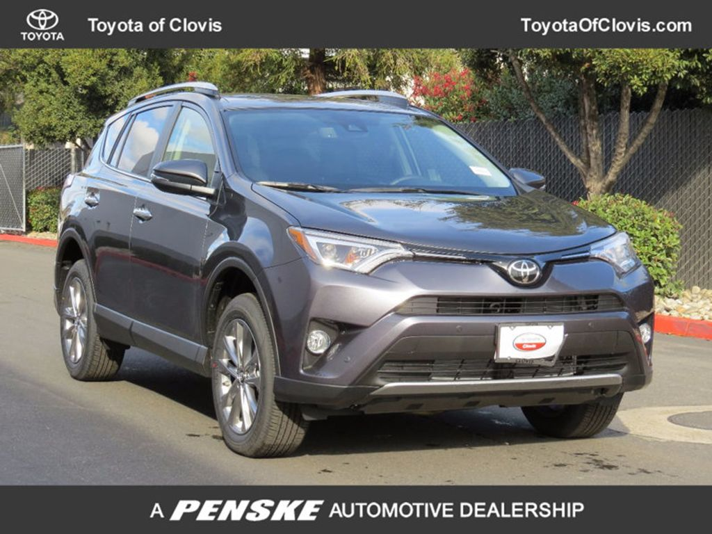 Dealer Video - 2017 Toyota RAV4 Limited FWD - 16380134