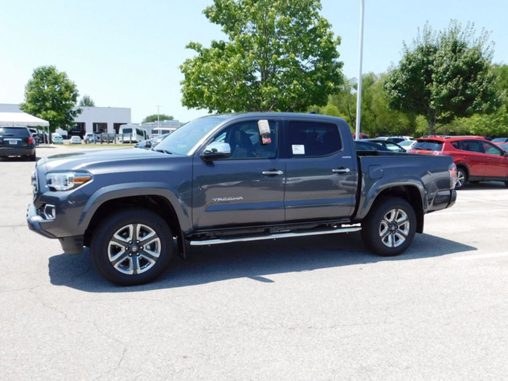 2017 Toyota Tacoma Limited Double Cab 5' Bed V6 4x4 Automatic - 16692902 - 1