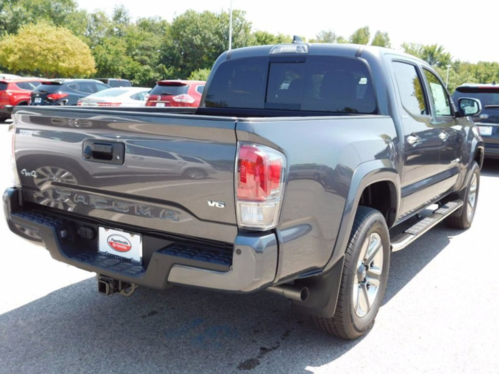 2017 Toyota Tacoma Limited Double Cab 5' Bed V6 4x4 Automatic - 16692902 - 2
