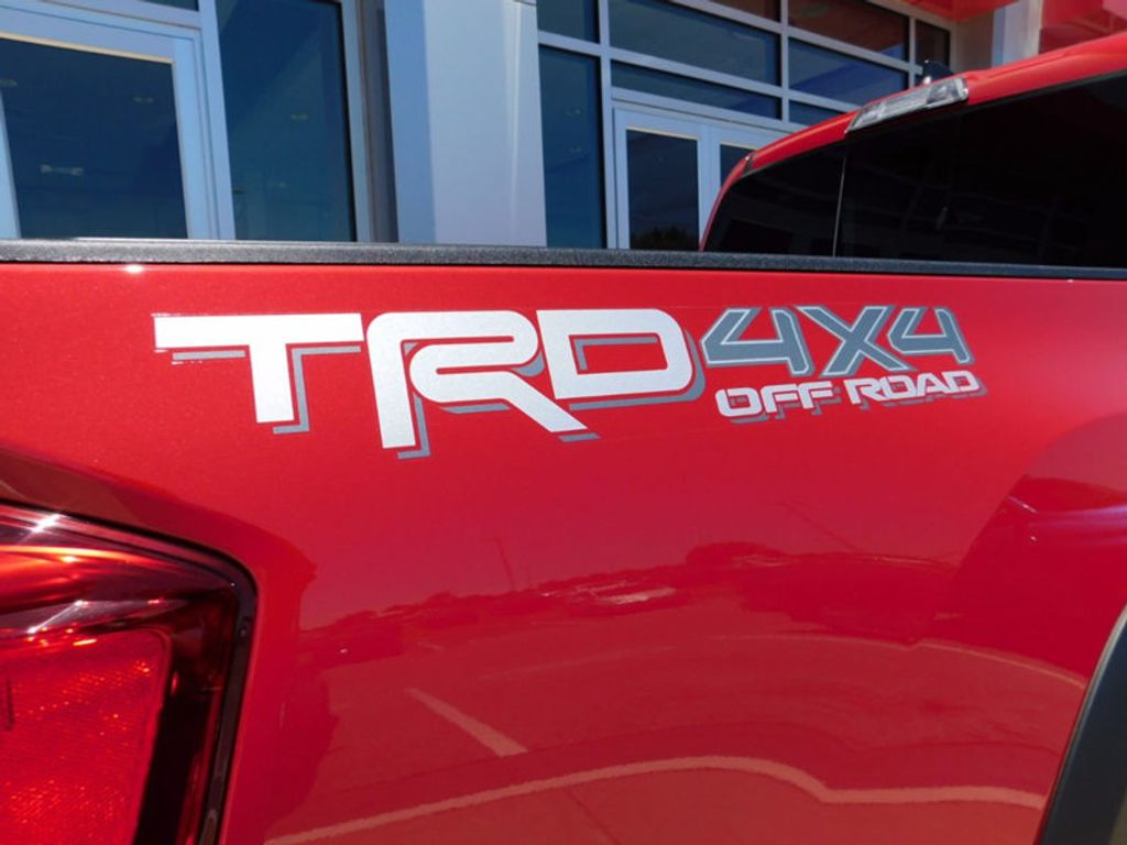 2017 Toyota Tacoma TRD Off Road Double Cab 5' Bed V6 4x4 Automatic - 16488310 - 7