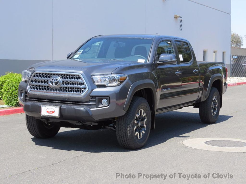 2017 Toyota Tacoma TRD Off Road Double Cab 5' Bed V6 4x4 Automatic - 16606249 - 1